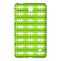 Abstract Pattern Background Wallpaper In Multicoloured Shapes And Stars Samsung Galaxy Tab 4 (7 ) Hardshell Case