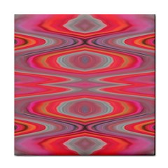Hard Boiled Candy Abstract Tile Coasters