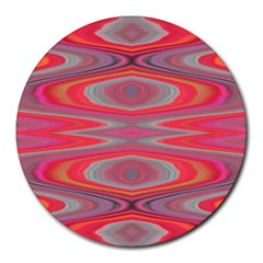 Hard Boiled Candy Abstract Round Mousepads