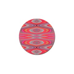Hard Boiled Candy Abstract Golf Ball Marker (4 Pack)