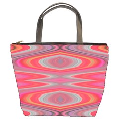 Hard Boiled Candy Abstract Bucket Bags