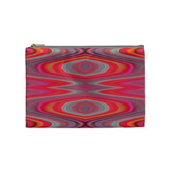 Hard Boiled Candy Abstract Cosmetic Bag (medium)