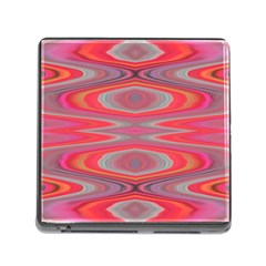 Hard Boiled Candy Abstract Memory Card Reader (Square)