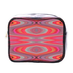 Hard Boiled Candy Abstract Mini Toiletries Bags
