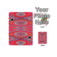 Hard Boiled Candy Abstract Playing Cards 54 (Mini)