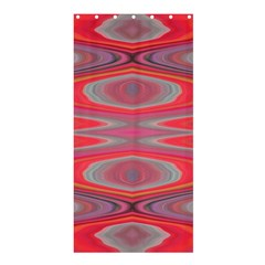Hard Boiled Candy Abstract Shower Curtain 36  x 72  (Stall)