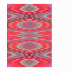 Hard Boiled Candy Abstract Large Garden Flag (Two Sides)