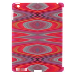 Hard Boiled Candy Abstract Apple iPad 3/4 Hardshell Case (Compatible with Smart Cover)