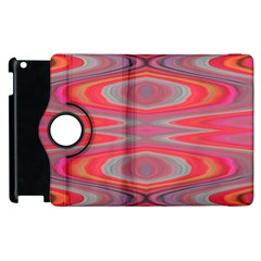 Hard Boiled Candy Abstract Apple iPad 3/4 Flip 360 Case