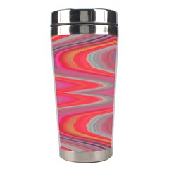 Hard Boiled Candy Abstract Stainless Steel Travel Tumblers