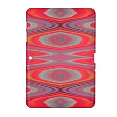 Hard Boiled Candy Abstract Samsung Galaxy Tab 2 (10 1 ) P5100 Hardshell Case