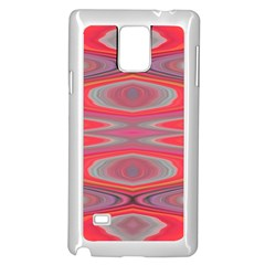 Hard Boiled Candy Abstract Samsung Galaxy Note 4 Case (White)