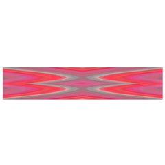 Hard Boiled Candy Abstract Flano Scarf (Small)
