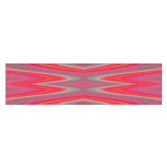 Hard Boiled Candy Abstract Satin Scarf (Oblong)