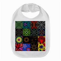 Digitally Created Abstract Patchwork Collage Pattern Amazon Fire Phone
