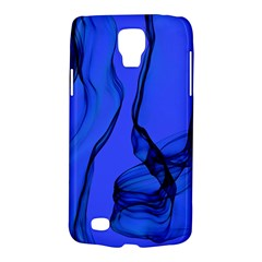 Blue Velvet Ribbon Background Galaxy S4 Active
