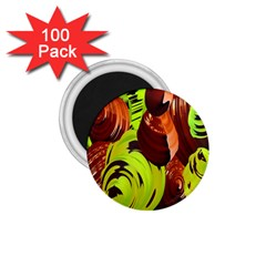 Neutral Abstract Picture Sweet Shit Confectioner 1.75  Magnets (100 pack)