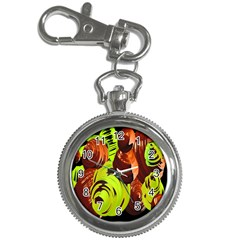 Neutral Abstract Picture Sweet Shit Confectioner Key Chain Watches