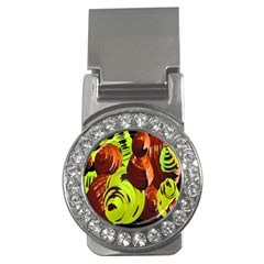 Neutral Abstract Picture Sweet Shit Confectioner Money Clips (cz)