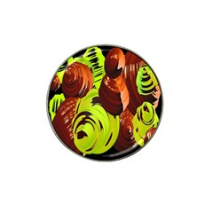 Neutral Abstract Picture Sweet Shit Confectioner Hat Clip Ball Marker