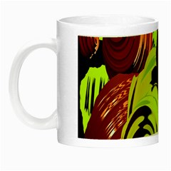 Neutral Abstract Picture Sweet Shit Confectioner Night Luminous Mugs