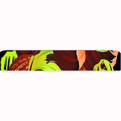 Neutral Abstract Picture Sweet Shit Confectioner Small Bar Mats
