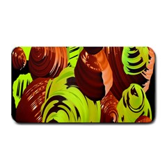 Neutral Abstract Picture Sweet Shit Confectioner Medium Bar Mats