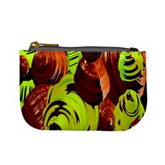 Neutral Abstract Picture Sweet Shit Confectioner Mini Coin Purses