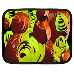 Neutral Abstract Picture Sweet Shit Confectioner Netbook Case (xl)