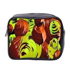 Neutral Abstract Picture Sweet Shit Confectioner Mini Toiletries Bag 2 Side