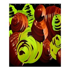 Neutral Abstract Picture Sweet Shit Confectioner Shower Curtain 60  X 72  (medium)