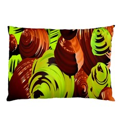 Neutral Abstract Picture Sweet Shit Confectioner Pillow Case (two Sides)