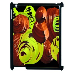 Neutral Abstract Picture Sweet Shit Confectioner Apple iPad 2 Case (Black)