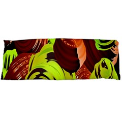 Neutral Abstract Picture Sweet Shit Confectioner Body Pillow Case (dakimakura)