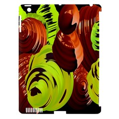 Neutral Abstract Picture Sweet Shit Confectioner Apple Ipad 3/4 Hardshell Case (compatible With Smart Cover)
