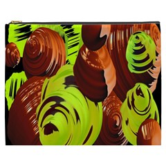Neutral Abstract Picture Sweet Shit Confectioner Cosmetic Bag (xxxl)