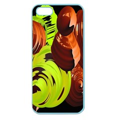 Neutral Abstract Picture Sweet Shit Confectioner Apple Seamless iPhone 5 Case (Color)