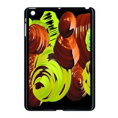 Neutral Abstract Picture Sweet Shit Confectioner Apple Ipad Mini Case (black)