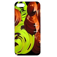 Neutral Abstract Picture Sweet Shit Confectioner Apple Iphone 5 Hardshell Case With Stand