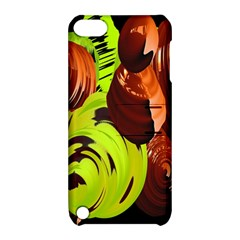 Neutral Abstract Picture Sweet Shit Confectioner Apple Ipod Touch 5 Hardshell Case With Stand