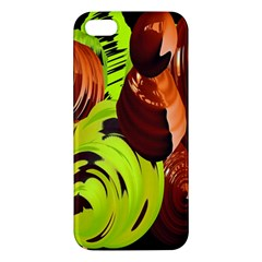Neutral Abstract Picture Sweet Shit Confectioner Apple iPhone 5 Premium Hardshell Case