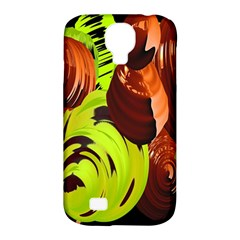 Neutral Abstract Picture Sweet Shit Confectioner Samsung Galaxy S4 Classic Hardshell Case (pc+silicone)