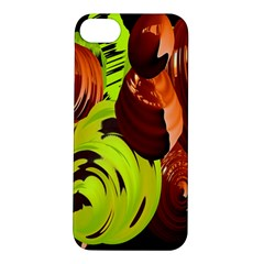 Neutral Abstract Picture Sweet Shit Confectioner Apple iPhone 5S/ SE Hardshell Case