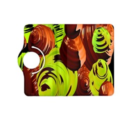 Neutral Abstract Picture Sweet Shit Confectioner Kindle Fire HD (2013) Flip 360 Case
