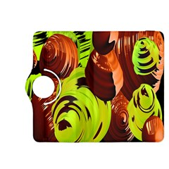 Neutral Abstract Picture Sweet Shit Confectioner Kindle Fire Hdx 8 9  Flip 360 Case