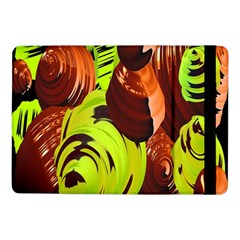 Neutral Abstract Picture Sweet Shit Confectioner Samsung Galaxy Tab Pro 10.1  Flip Case