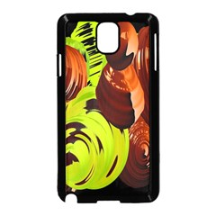 Neutral Abstract Picture Sweet Shit Confectioner Samsung Galaxy Note 3 Neo Hardshell Case (black)
