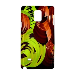 Neutral Abstract Picture Sweet Shit Confectioner Samsung Galaxy Note 4 Hardshell Case