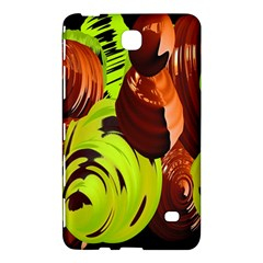 Neutral Abstract Picture Sweet Shit Confectioner Samsung Galaxy Tab 4 (7 ) Hardshell Case