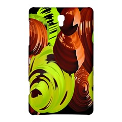 Neutral Abstract Picture Sweet Shit Confectioner Samsung Galaxy Tab S (8 4 ) Hardshell Case